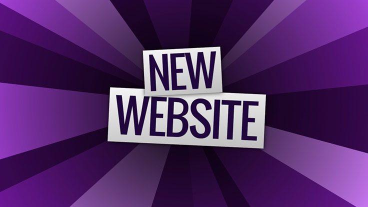 Our Website Has Been Renewed!