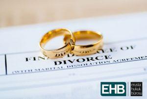 Çekişmeli Boşanma Dilekçesi
